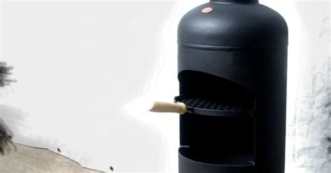 Handmade Chiminea - excel is a handmade chiminea made by paul cooper of cooper