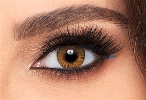 freshlook colorblends honey colored contacts usa