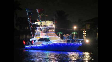 winterfest boat parade in fort lauderdale 2013 youtube - Fort Lauderdale Christmas Boat Show 2017