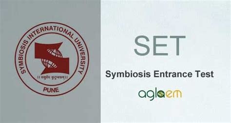 How To Prepare For Symbiosis Entrance Test For Mba by Symbiosis Entrance Test Set