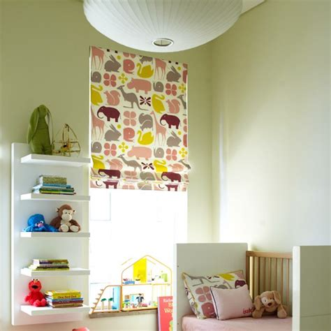 blinds for kids bedrooms opt for illustrated blinds 10 kids bedroom ideas