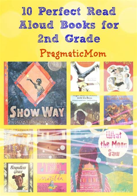 second books 10 read aloud books for 2nd grade pragmaticmom