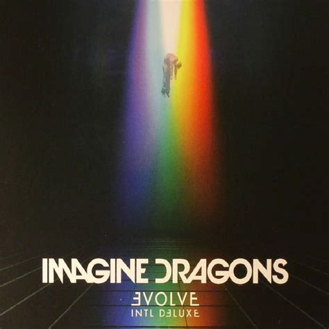 Evolve Imagine Dragons Vinyl - imagine dragons evolve deluxe edition vinyl at juno records