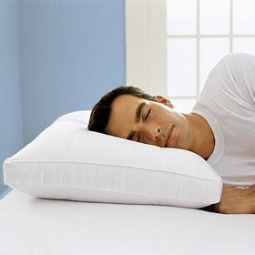 Neck Support Pillows For Side Sleepers by Memory Foam Pillow
