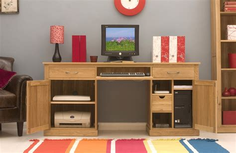 conran solid oak modern furniture large home office