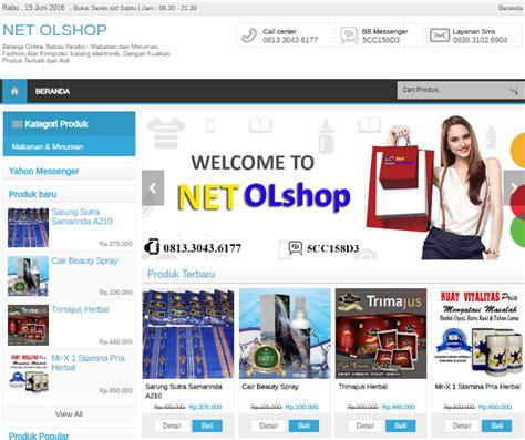 template toko online seo friendly mahsus net