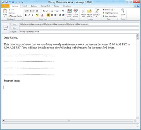 text email template how to create email templates in microsoft outlook
