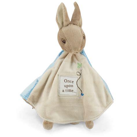 bunny comfort blanket beatrix potter peter rabbit comfort blanket