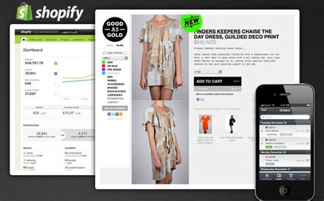 how to create an online store with shopify 20 beautifully designed online stores built on shopify