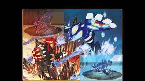 pokemon dreamlight  primal groudon  primal