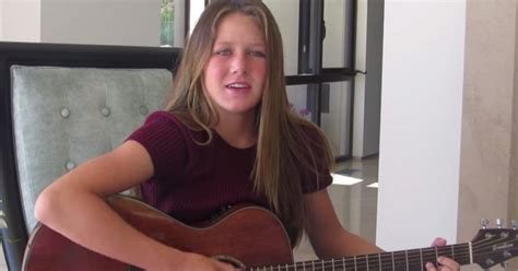hot chick movie baseball song 13 year old girl slams donald trump in her song ny daily