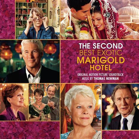 best marigold hotel dvd the second best marigold hotel soundtrack details