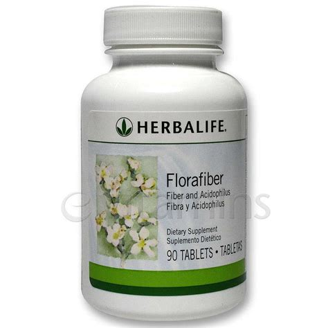 Tablet Fiber Herbalife herbalife florafiber 90 tablets evitamins