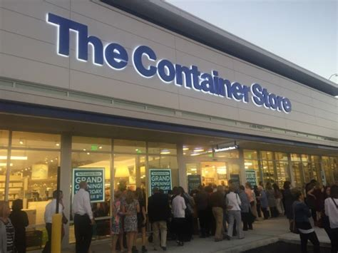 stores like container store the container store showcases inventionland designed products