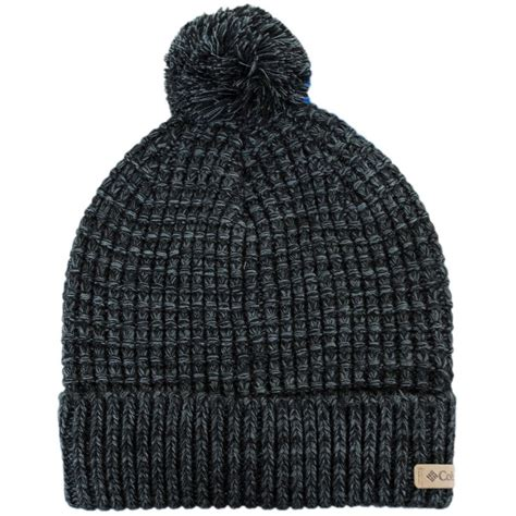 beanie hats to knit columbia sportswear mighty lite knit acrylic beanie hat
