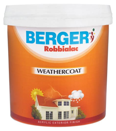 berger paints weathercoat acrylic exterior finish welcome to berger