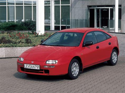 mazda 323f 3dtuning of mazda 323f 5 door hatchback 1994 3dtuning com