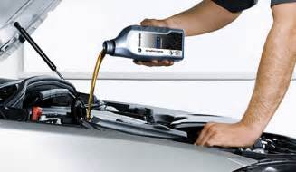 when should a new car get an change when should you change your searles auto