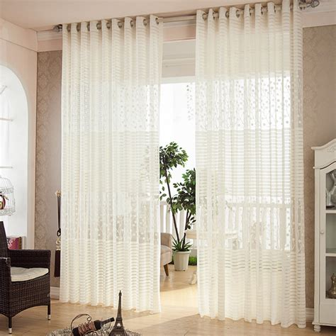 sheer kitchen window curtains aliexpress buy high quality modern luxury