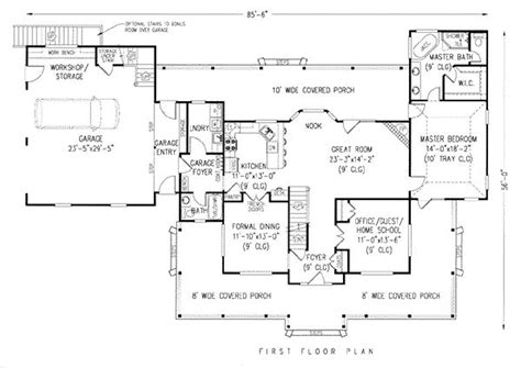 floor plans with breezeway love the breezeway house plans pinterest house
