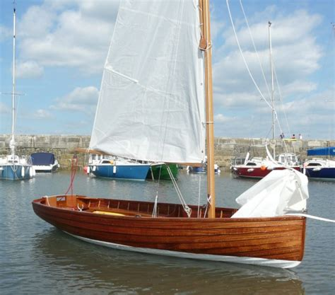 sailing boat dinghy for sale bantham c class wooden sailing dinghy for sale