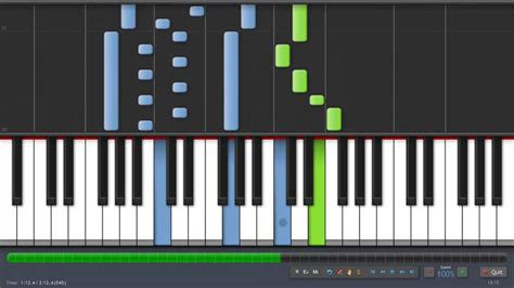 tutorial piano waiting for love right here waiting piano tutorial youtube