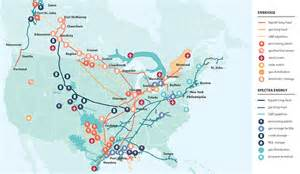 map of pipelines in america map this is what america s new pipeline supermajor