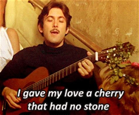 i gave my love a cherry animal house i gave my love a cherry quotes
