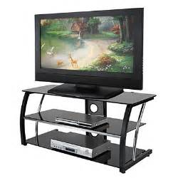 tv stands big lots 44 quot black glass tv stand big lots