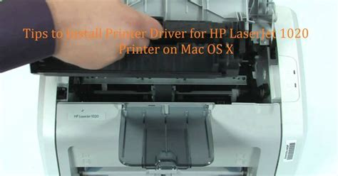resetter printer hp laserjet 1020 tips to install printer driver for hp laserjet 1020