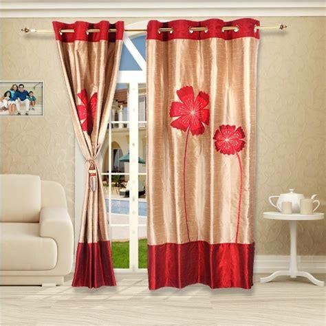 poppy colored curtains eyda bold poppy window curtain red