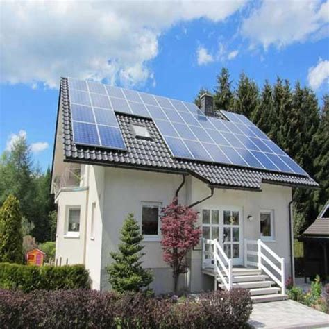 what holds up a solar house residential solar energy system at rs 108000 pack solar home systems id 9558199088