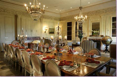 dreamed    huge dining room table