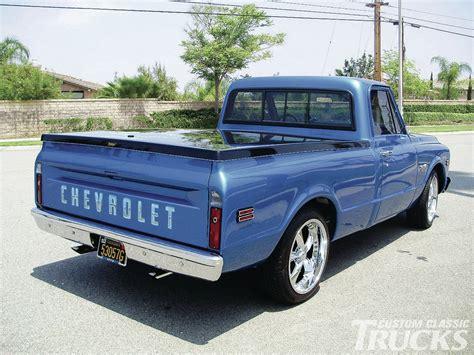 1970 chevrolet truck autos post