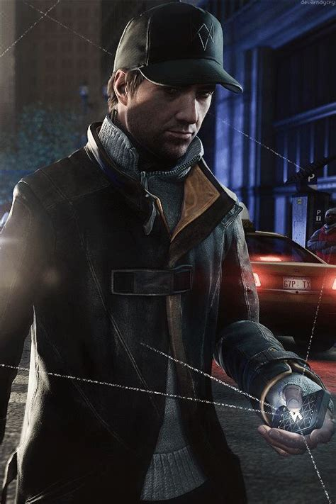 dogs 2 aiden pearce dogs and watches on