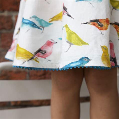 Sewing Pattern Paper - the ileana dress children paper sewing pattern compagnie m
