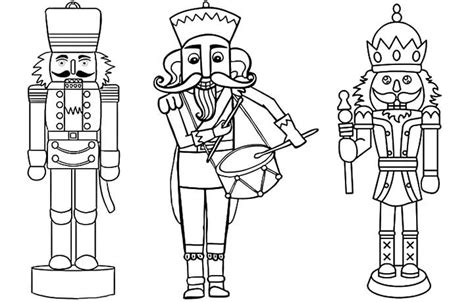 nutcracker template nutcracker coloring pages only coloring pages