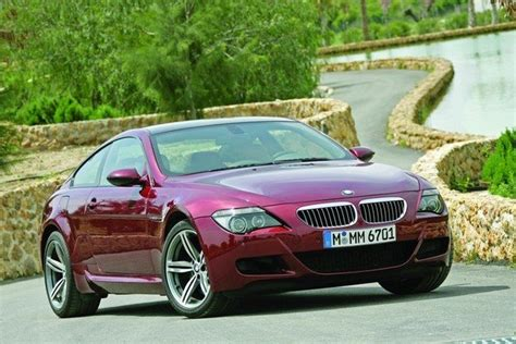 purchase used 2007 bmw m6 manual transmission all options 36k trouble free carbon fiber wow 2007 bmw m6 review top speed