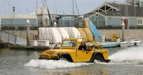 watercar gator watercar gator volkswagen beetle based jeep hibious car