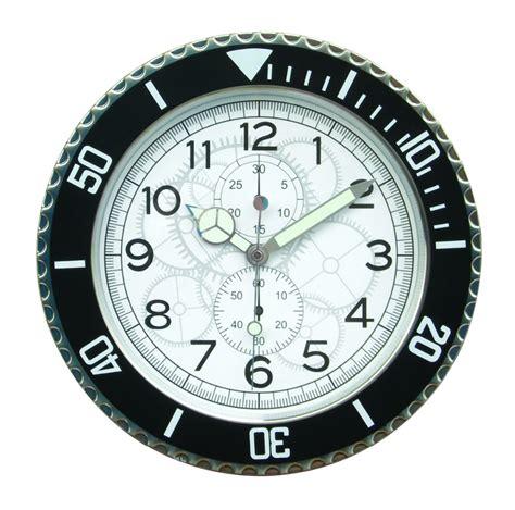 Rolex Wall Clock 2 home decorative rolex wall clock black color buy home decoration clock rolex shape clock black