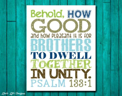 a biblical answer for racial unity books inspirational quote of the day psalm 133 1 saboteur365