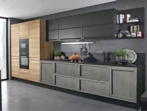 cucine offerte cucina industriale moderna lineare in offerta convenienza
