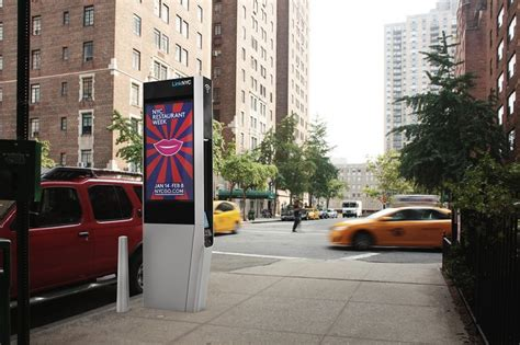 Lu Projector Avanza new york va de l avant dans sa transformation comme une