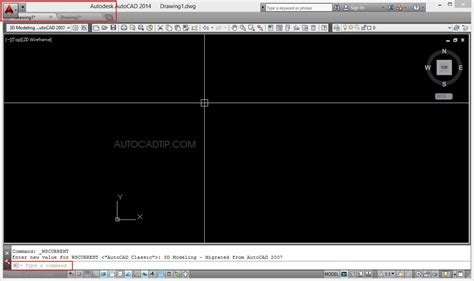 autocad 2007 tutorial first level 3d modeling the user interface in autocad 2014