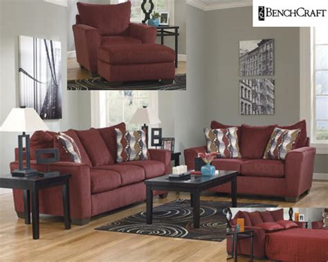 Complete Living Room Packages | bundle up and save with this 15 pc complete living room