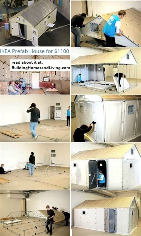 Modern Homes Interior ikea enters small prefab house market and it s solar
