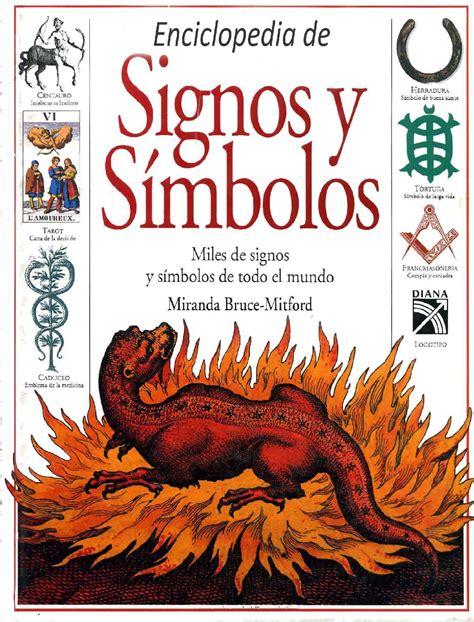 el libro salvaje la enciclopedia libre calam 233 o enciclopedia de y signos simbolos