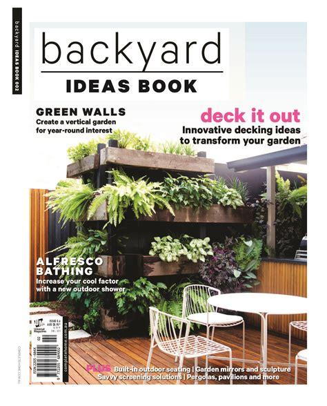backyard book fair backyard ideas book 2017 growing rooms landscapes for