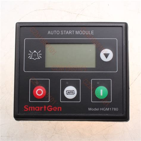 replacement for smartgen genset generator controller hgm1780 auto start moudle 8419221361678 ebay