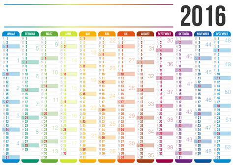 Ewiger Kalender 2016 Kalender Jahr Kalender 2017